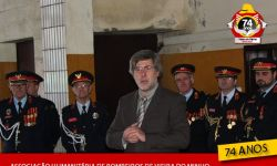 Discurso do Presidente da Direção da AHBVVM por ocasião das comemorações dos 74 anos dos Bombeiros de Vieira do Minho